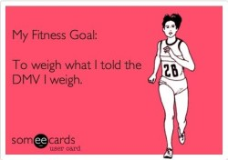 goal weight work out